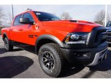 2016 Ram 1500 Flame Red