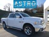 2014 Bright White Ram 1500 Laramie Crew Cab 4x4 #109909073
