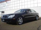 2004 Black Mercedes-Benz S 500 Sedan #10975869