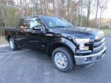 2016 Shadow Black Ford F150 Lariat SuperCrew #109908994