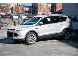 2016 Ingot Silver Metallic Ford Escape Titanium 4WD #109908833