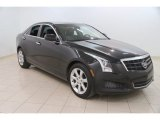 2013 Black Diamond Tricoat Cadillac ATS 2.0L Turbo AWD #109909052