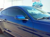 2016 Deep Impact Blue Metallic Ford Mustang V6 Coupe #109946144