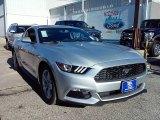 2016 Ingot Silver Metallic Ford Mustang V6 Coupe #109946143