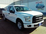 2016 Oxford White Ford F150 XL SuperCab #109946140