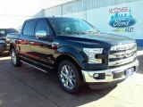 2016 Shadow Black Ford F150 Lariat SuperCrew #109946137