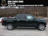 2016 Green Gem Ford F150 XLT SuperCrew 4x4 #109946202