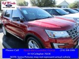 2016 Ruby Red Metallic Tri-Coat Ford Explorer XLT #109946128