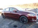 2016 Bronze Fire Metallic Ford Fusion SE AWD #109946252