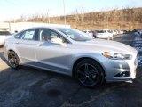 2016 Ingot Silver Metallic Ford Fusion SE AWD #109946251