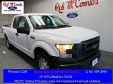 2016 Oxford White Ford F150 XL SuperCab #109946119