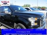 2016 Shadow Black Ford F150 XLT SuperCrew #109946115