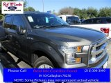 2016 Magnetic Ford F150 XLT SuperCrew #109946101