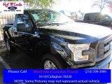 2016 Shadow Black Ford F150 XL Regular Cab #109946099