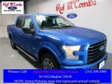 2016 Blue Flame Ford F150 XLT SuperCrew #109946096