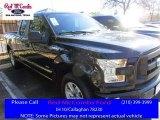 2016 Shadow Black Ford F150 XL SuperCab #109946093