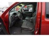 2016 Nissan Frontier Interiors