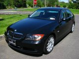 2006 Black Sapphire Metallic BMW 3 Series 330xi Sedan #10975861