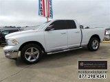 2011 Bright White Dodge Ram 1500 Big Horn Quad Cab #109978620