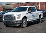 2016 Oxford White Ford F150 XLT SuperCrew 4x4 #109995362