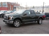 2016 Green Gem Ford F150 XLT SuperCab 4x4 #109995357