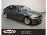 2011 Tasman Green Metallic BMW 3 Series 328i Sedan #109995445