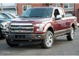 2016 Ford F150 Lariat SuperCab 4x4