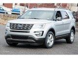 2016 Ingot Silver Metallic Ford Explorer XLT 4WD #109995352