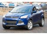 2016 Deep Impact Blue Metallic Ford Escape SE 4WD #109995350