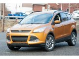 2016 Electric Spice Metallic Ford Escape SE 4WD #109995349