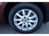 Porsche Cayenne 2013 Wheels and Tires