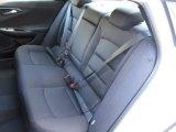 2016 Chevrolet Malibu LT Rear Seat