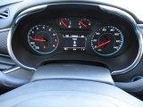 2016 Chevrolet Malibu LT Gauges