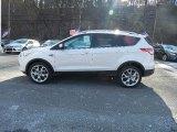 2016 Oxford White Ford Escape Titanium 4WD #110003828