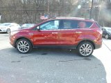 2016 Ruby Red Metallic Ford Escape SE #110003824