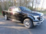 2016 Shadow Black Ford F150 Lariat SuperCrew #110003920