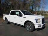 2016 Oxford White Ford F150 XLT SuperCrew #110003917