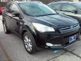 2016 Shadow Black Ford Escape Titanium #110003712