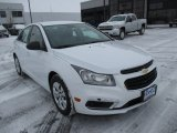 2016 Summit White Chevrolet Cruze Limited LS #110003906