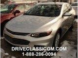 2016 Silver Ice Metallic Chevrolet Malibu LT #110028189