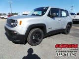 2016 Glacier Metallic Jeep Renegade Sport #110028029