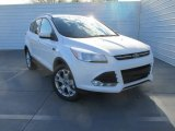 2016 White Platinum Metallic Ford Escape Titanium #110028080