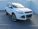 2016 White Platinum Metallic Ford Escape SE #110028079