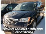 2016 True Blue Pearl Chrysler Town & Country Touring #110028167
