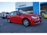 2016 Red Hot Chevrolet Cruze Limited LT #110028110