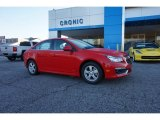 2016 Red Hot Chevrolet Cruze Limited LT #110028109