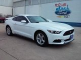 2016 Oxford White Ford Mustang V6 Coupe #110027939
