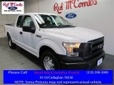 2016 Oxford White Ford F150 XL SuperCab #110027937