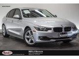 2013 Glacier Silver Metallic BMW 3 Series 320i Sedan #110028097