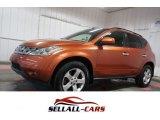 2005 Sunlit Copper Metallic Nissan Murano SL AWD #110027841
